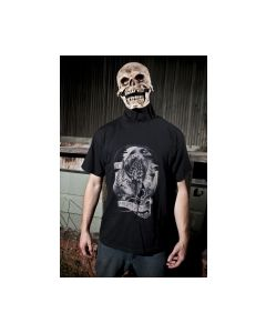Velvet Couch T Shirt - Crow