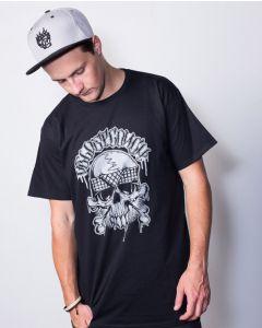 Velvet Couch Clothing - Hora Skull T Shirt
