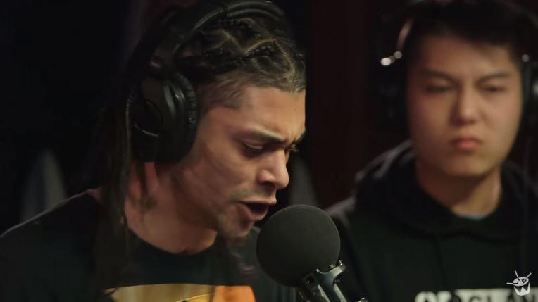 Australian Grime Cypher on triple j Hip Hop Show