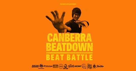 Canberra Hip Hip Gig News! Canberra Beatdown - Beat Battle