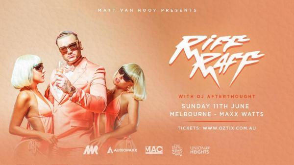Riff Raff Melbourne Show 2017!