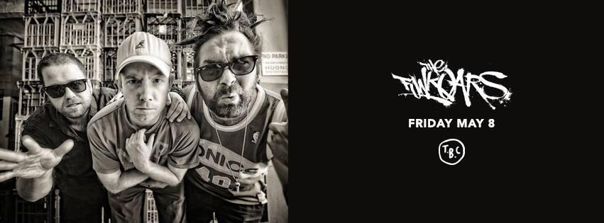 Gig Review! Funkoars Live @ TBC Club