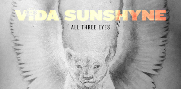 "Melbourne MC/singer Vida Sunshyne turns up the heat on her latest single ""All Three Eyes"""