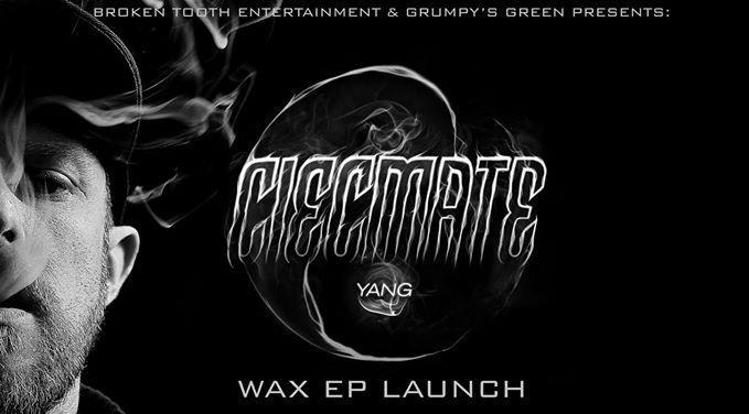 Ciecmate Announces 'Yang' Ep Wax Melbourne Launch