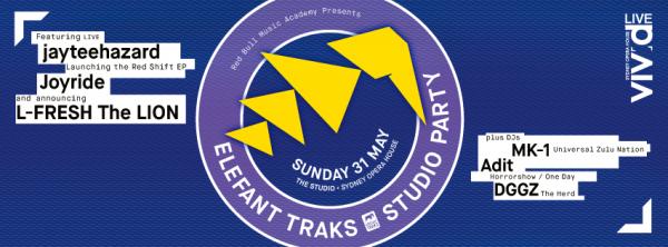 Elefant Traks Studio Party