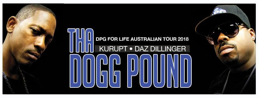 Tha Dogg Pound Announce Australian Tour 2018