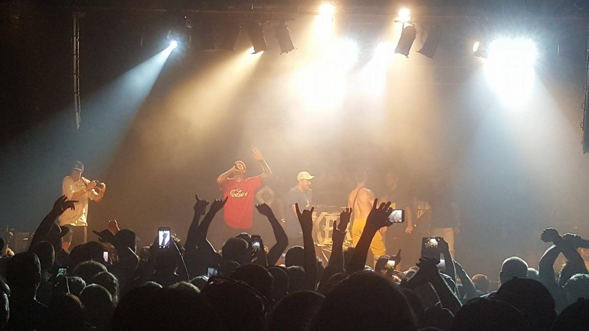 Gig Review! Kerser live @ Max Watts With Rates, Jay UF and Skrub & Nerve