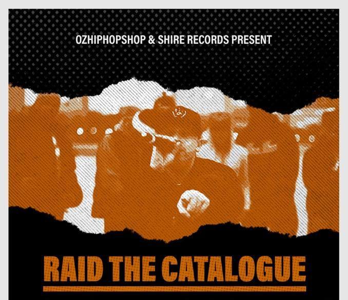 Raid The Catalogue Rap Competition #1