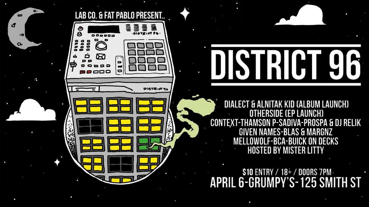 District 96!