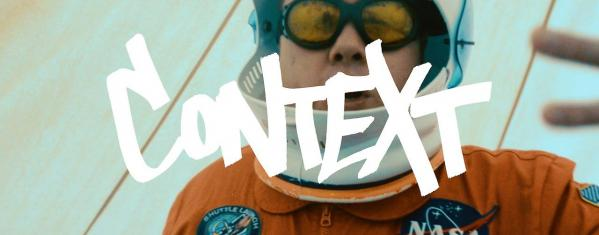 Album Review: Context - Rogue Astronaut EP