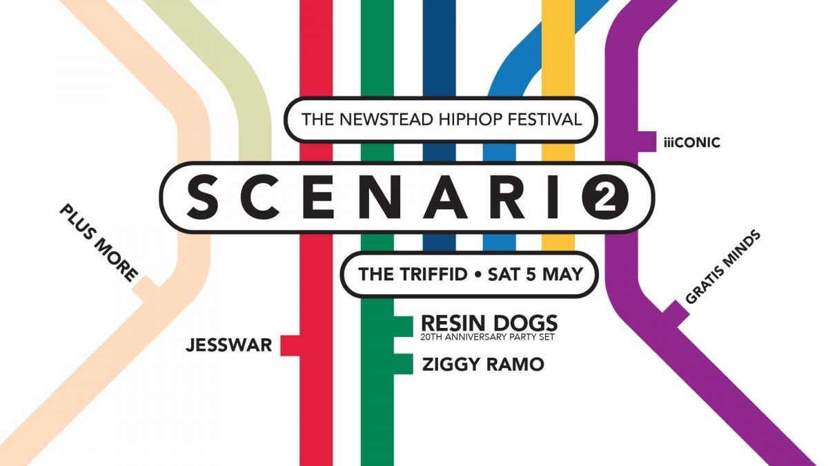 Scenario Festival 2018: The Newstead Hip Hop Festival