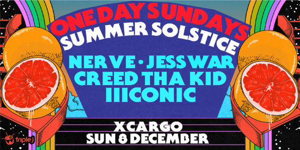 Brisbane Hip Hop Gig News: One Day Sunday's - Summer Solstice