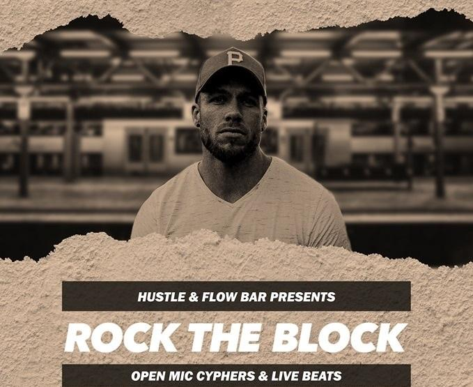 Sydney Hip Hop Event: Rock The Block - Johniepee 'Attachment Theory' Launch