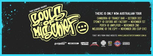 Souls Of Mischief Announce Australian Tour!