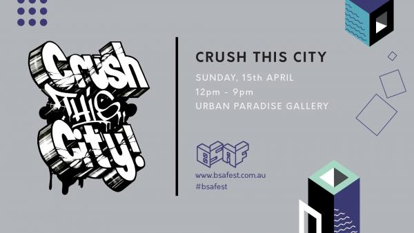 Crush This City 2018