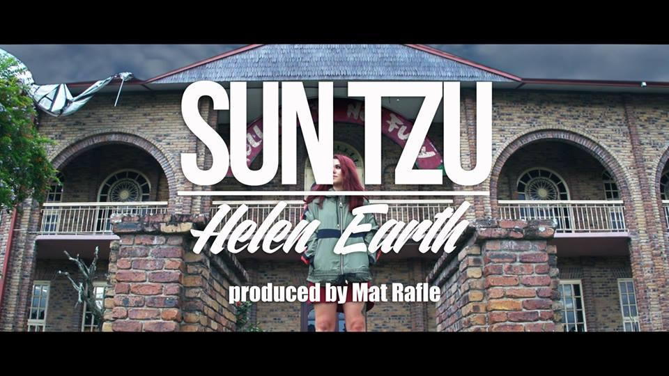 """Brisbane Rapper Helen Earth Releases Brand New Video """"Sun Tzu"""" As Pre Orders Go Live For """"Hell Hath No Fury"""""""