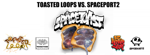 SpaceToast - Toasted Loops Vs Spaceport2