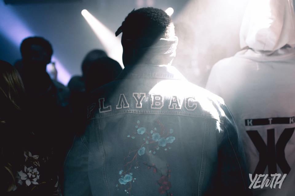 Playback 808 City of Verses Festival '18