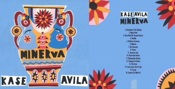 New Music: Kase Avila - 'Minerva' Album