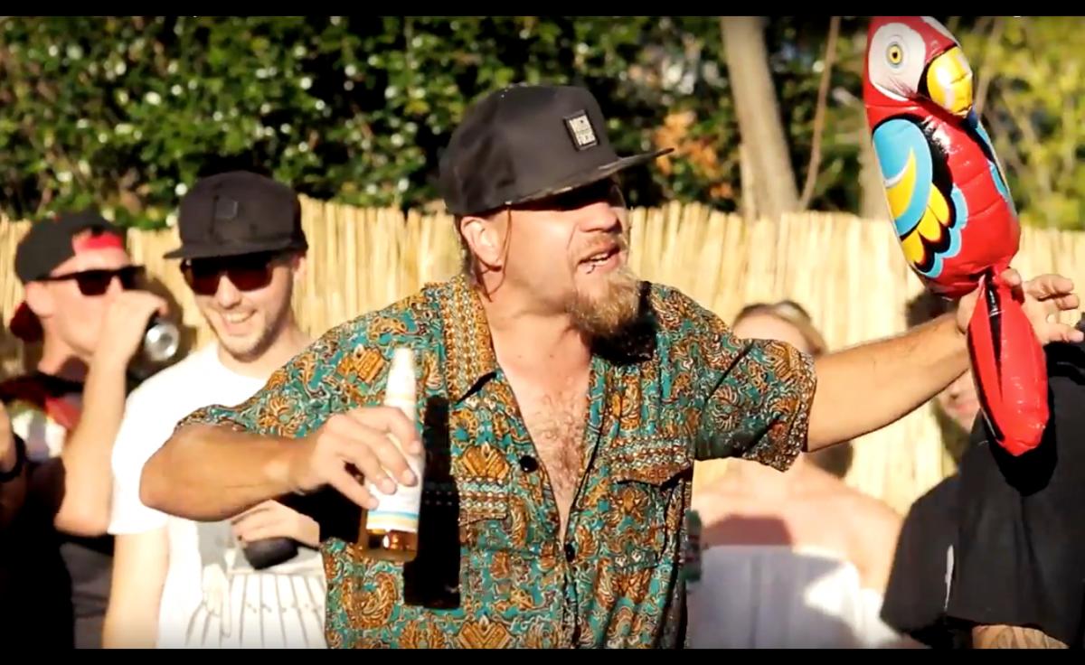 Brand New Video 'Drunk on a Sunday' from Brisbane MC Biotic