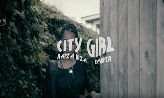 Raiza Biza Shares Slick Visuals For 'City Girl'