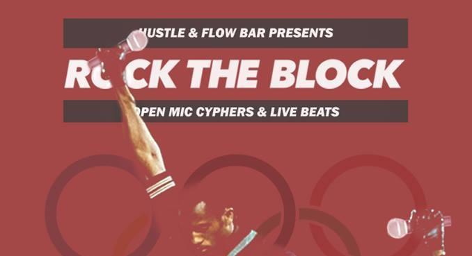 Sydney Hip Hop Gig News! Rock The Block - Annual Freestyle Games