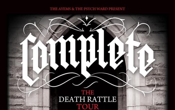 Tour News - Complete - The Death Rattle Tour