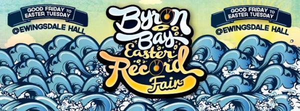Byron Bay Record Fair April 2017