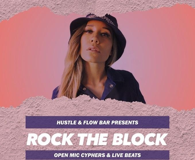 Sydney Hip Hop Gig News: Rock The Block - Sarai, Amber Dubs, April Platt