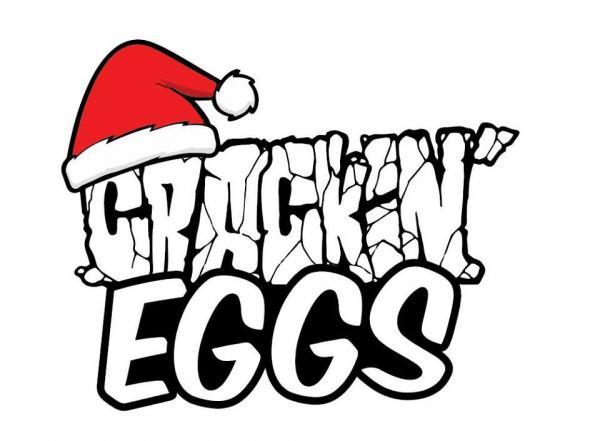 Gig News: Cracking Eggs Christmas Party