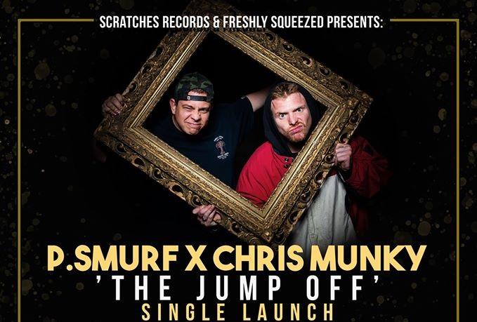 Gig News: P.Smurf X Chris Munky 'The Jump Off' Single Launch