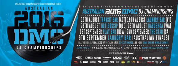 2016 Australian DMC Championships - National Finals