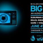 Gig News! Big Visions