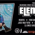 Elements - Perth Hip Hop Event 15th June