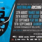2016 Australian DMC Championships - National Finals