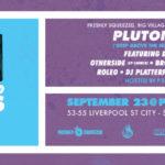 Gig News! Freshly Squeezed Fridays - Plutonic Lab (Album Launch)