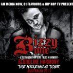 Bizzy Bone & Children of Bone Thugs N Harmony Australian Tour 2017