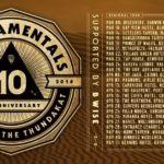 Thundametals - 10 Year Anniversary Regional Tour