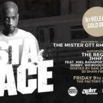 Masta Ace w/ Live Band at The Factory Theatre March 9th