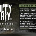 The Guilty Party Announce Melbourne Event!