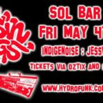Resin Dogs Ft Indigenoise & Jesswah Live at Sol Bar!