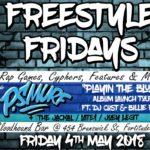 Freestyle Fridays - P.Smurf Brisbane Album Launch