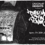 Bury Me In Denim - A Graffiti Art Exhibition On Denim Jackets