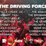The Driving Force Tour 2018