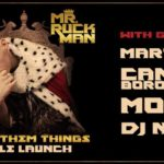 "Mr Ruckman ""All Of Them Things"" Melbourne Single Launch"