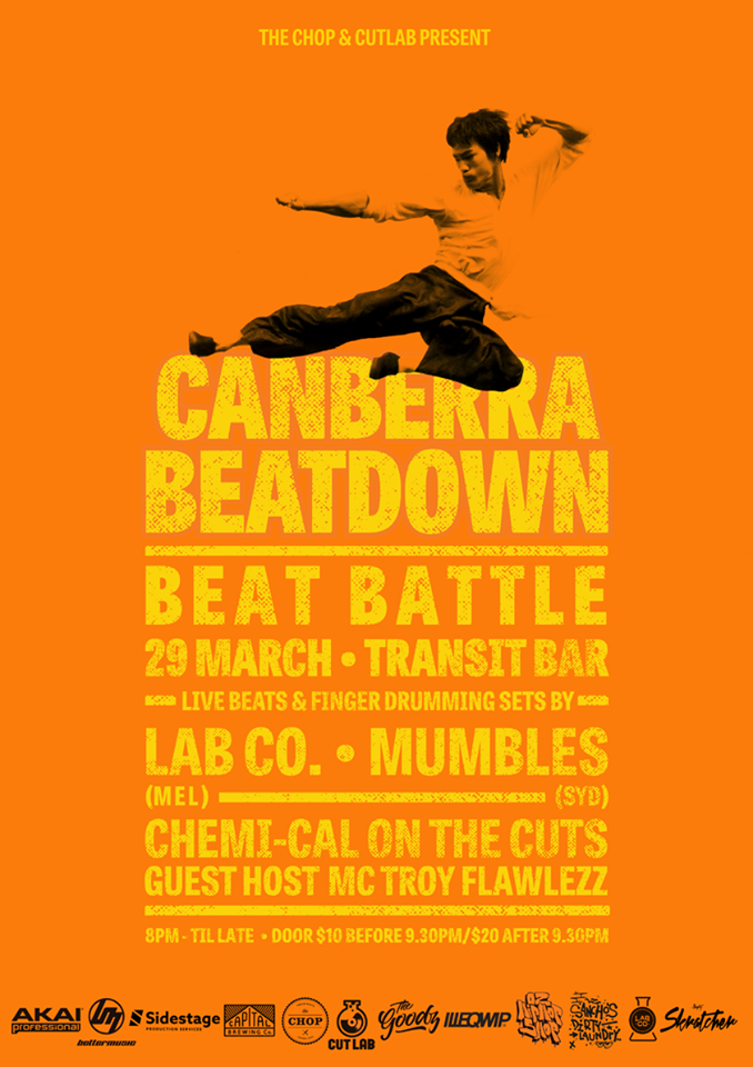 Canberra Beatdown - Beat Battle