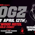 Perth Rapper Kogz Announces Brisbane And Gold Coast Shows!