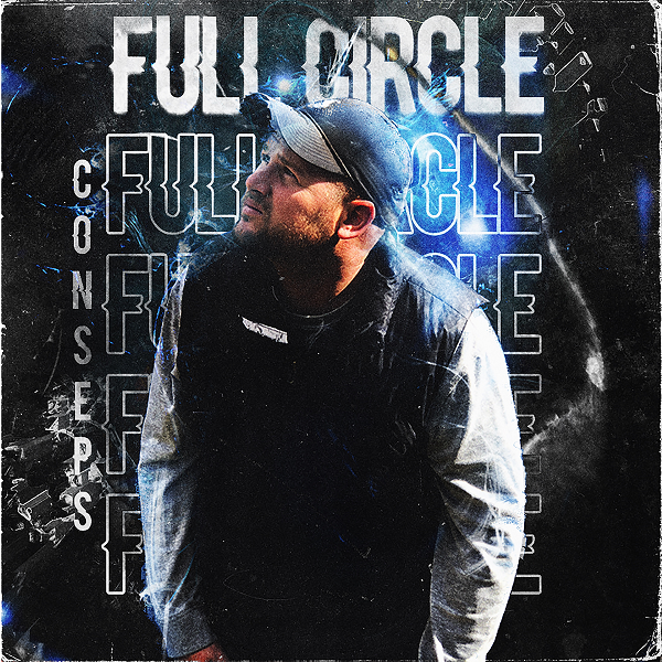 Conseps - Full Circle Front Cover