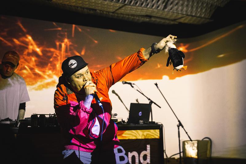 Australian Hip Hop Artist Context