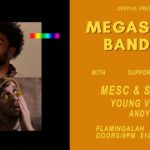Brisbane Hip Hop Gig News: Deep Lvl Presents - Megasonic Bandits